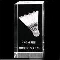 四川南充水晶内雕纪念品定制单位节日活动纪念品
