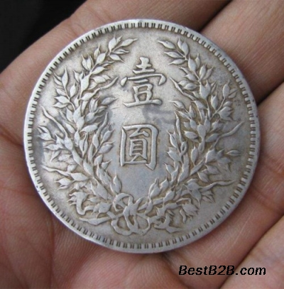 袁大头三年银币现在的拍卖价格