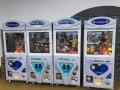 新款抓娃娃機PP虎2代豪華吸塑禮品機夾娃娃機公仔機