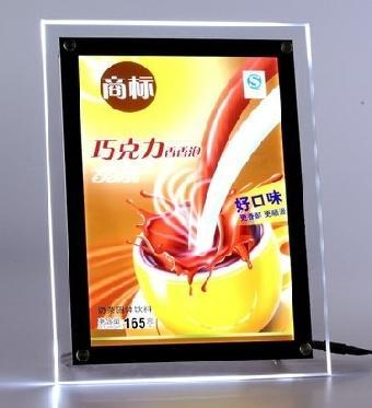 铝合金灯箱,立式灯箱,奶茶灯箱等广告灯箱,铝合金边框,海报框,展板
