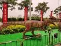 仿真恐龍展昆蟲展玻璃鋼卡通展出售出租