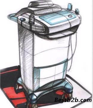 佛山小家电结构设计,佛山家电产品结构设计