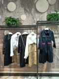 廣州品牌高端女裝寇思可19秋冬裝專柜折扣女裝庫存走