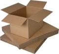 周口加工集成吊頂紙箱 大方板包裝周轉箱 牛皮紙箱廠