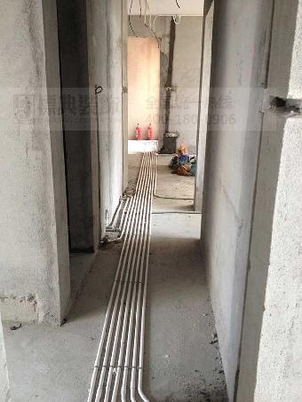 东莞装饰公司讲解家庭装修中电路工程施工有哪些步骤