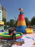 兒童樂園室內設備游樂園投幣游戲機斗牛機商場大型游藝