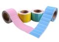 新品加推定制銅版紙熱敏紙PET合成紙雙層任意尺寸
