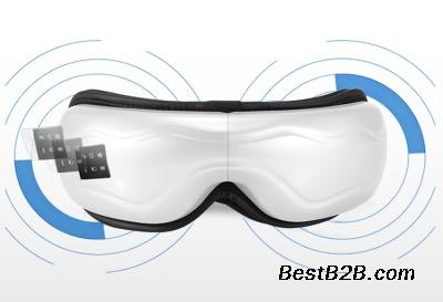 新款眼部按摩 器智能眼罩热敷护眼仪按摩器蓝牙音乐按