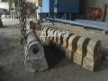 砂石廠錘頭石子機合金錘頭選上海鑄韻高鉻合金錘頭