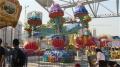 逍遙水母 新款桑巴氣球