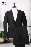 七匹狼西装套装商务男装品牌折扣服装尾货