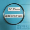 磁致伸縮波導絲現貨直絲0.75mm