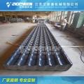 880型仿古瓦生產機器,合成樹脂瓦設備生產廠家