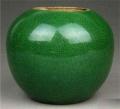 郎窑绿釉瓷的收藏价值