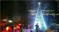 圣誕雪花機噴雪機商用造雪機1500w雪花機3000