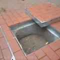 園林井蓋加工定制廠家豪峻不銹鋼井蓋定制加工