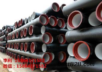 上海排污离心球墨铸铁管