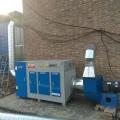 河南厂家生产销售UV光氧除味设备效果99.9