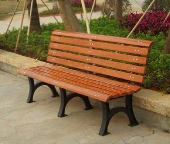 厂家直销 实木公园椅,公园长椅,木制休闲椅