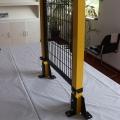 廠家直銷車間隔離網 機械設備圍欄網 碼垛機護欄網