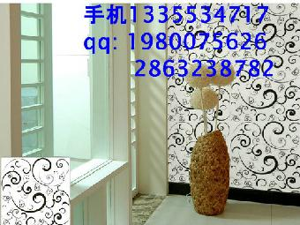 厂家供应祥云图案液体壁纸丝网印花硅藻泥印花液体