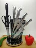 厂家批发中高端套刀不锈钢厨房刀具