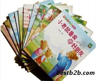 威海儿童图书批发特价图书批发市场山东中小学