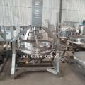 加工香菇醬的機器 自動攪拌炒醬鍋 攪拌炒制鍋廠家