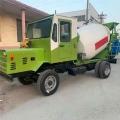 建筑施工用柴油三輪工程車 工地砂石混凝土運料車