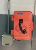 防水防爆电话机,防尘防爆电话机,化工厂区防爆话站