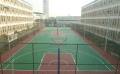 西藏山南塑膠籃球場硅pu球場材料廠家造價