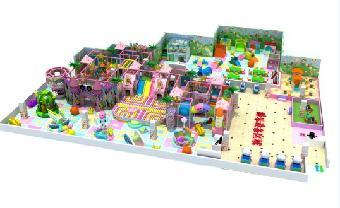 儿童室内游乐场利润,儿童游乐场价格