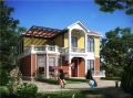 山西忻州建輕鋼別墅30天拎包入住新房