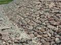 大慶市銘邦現貨供應堤坡防護石籠網箱格賓籠
