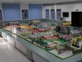 供应科威KW采油工程模型 采油工艺模型 炼油厂模型