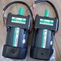 成鋼120瓦電磁剎車電機5RK200GU-YM現貨