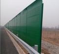 濟南聲屏障供應百葉型聲屏障鍍鋅板噴塑聲屏障