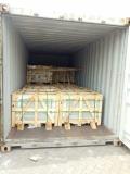 石家莊到青島港一個集裝箱40HQ大柜拖車費
