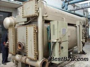 萝岗冷水机组回收