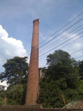 维修,安装,清洗     烟囱拆除施工方案    一, 施工概况:  电厂烟筒