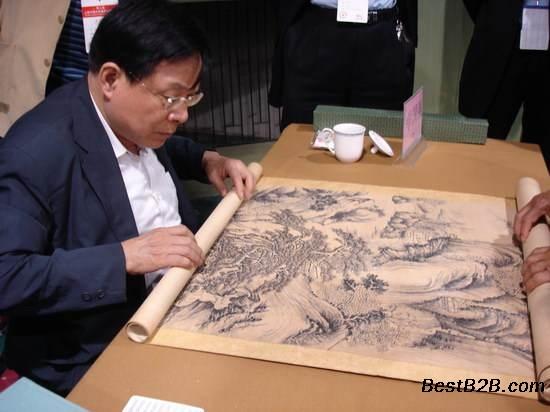 六安哪里有权威鉴定交易拍卖祖传老字画的?