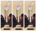 佛山學校校慶活動獎杯獎牌紀念品定制年度先進工作者獎