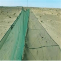 抗撕裂防沙網、高立式阻沙柵欄、防風固沙網