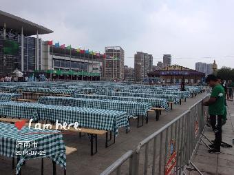 青岛国际啤酒节啤酒大棚音响