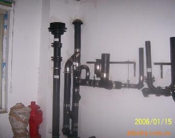 北京柔性排水铸铁管-连接方式
