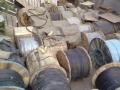 梁山舊電纜回收現場結算貨款