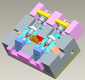 模具结构分析与案例讲解