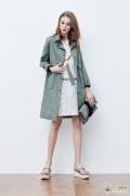 广州厂家直销品牌中长款羽绒服大衣正品供应系列货折扣