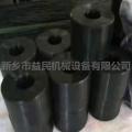 高彈耐磨橡膠彈簧減震圓柱緩沖橡膠墩復合橡膠彈簧