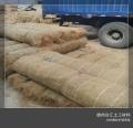 抗冲加筋毯 甘肃山体陡坡防护专用抗冲生物毯 强度更